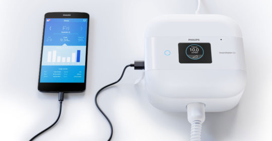Philips DreamStation Go portable CPAP